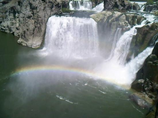 Twin Falls, Idaho: Shoeshone falls