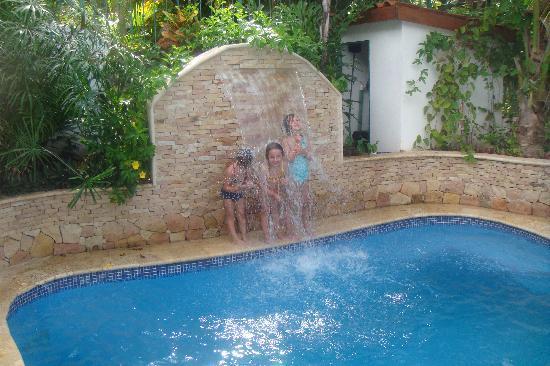 Hotel Casa Sueca: pool