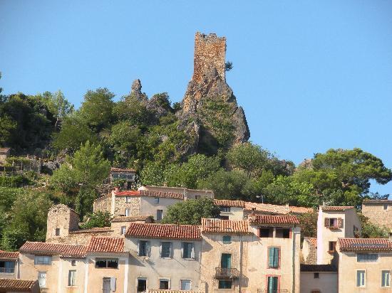 Chateau de Murviel: Un bain à deux pas de ce village