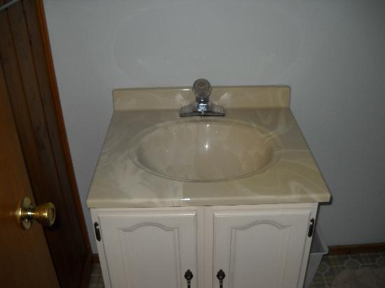 Ephraim Village Cottages : Sink