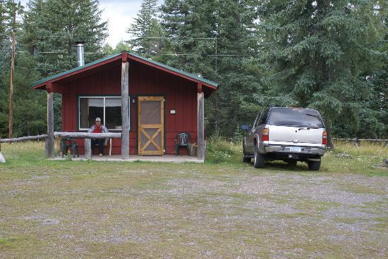 Hannagan Meadow Lodge: Thiel Cabin