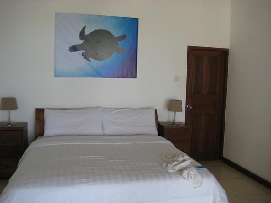 Kelapa Kecil: bedroom