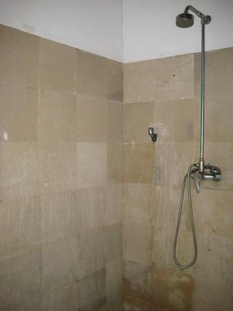 Kelapa Kecil: shower