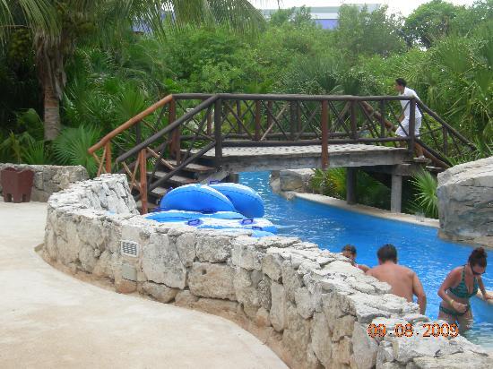 Iberostar Paraiso Maya Lazy River