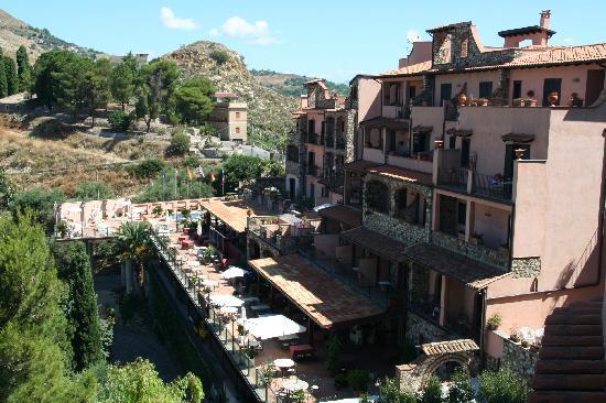 Castelmola, Italia: Villa Sonia