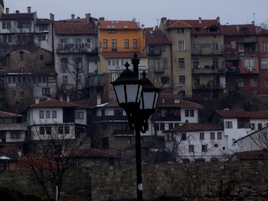 Veliko Tarnovo Province, Bulgaria: A view from the city