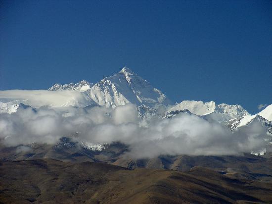 Mt. Everest Base Camp : Mount Everest
