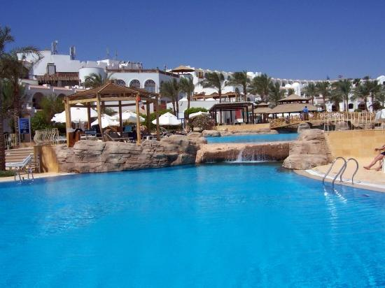 The Royal Savoy Sharm El Sheikh: One of the pools of the Savoy