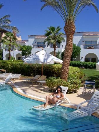 The Royal Savoy Sharm El Sheikh: One of the pools of the Royal Savoy