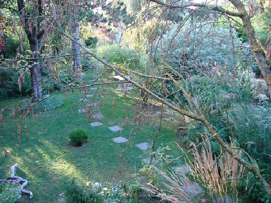 La Malposte : View from our window
