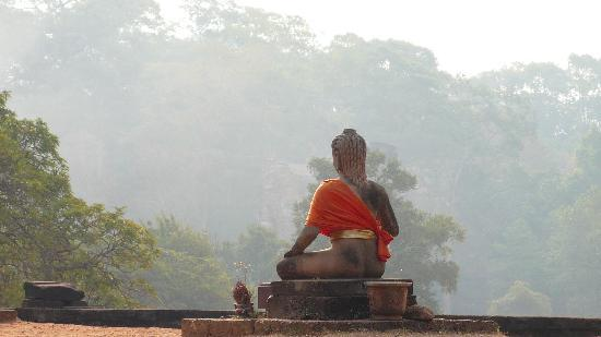 Amansara : méditation