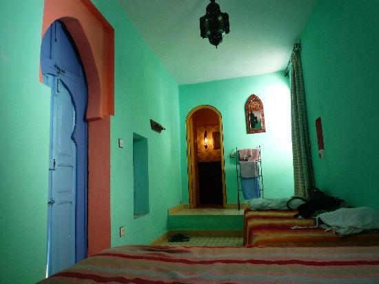 Dar Dalia : Room with ensuite bath