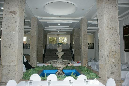 Hotel Posada Guadalajara: function rm for large parties