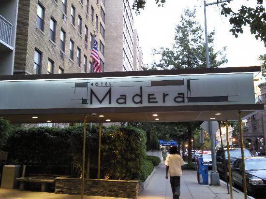 Kimpton Hotel Madera: Hotel Madera