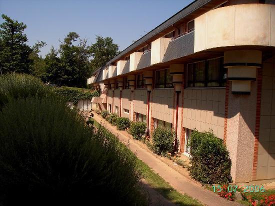 Hotel du Beryl: Hotel Beryl-Bagnoles