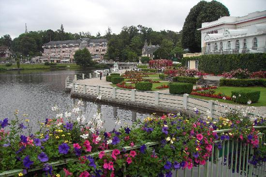 Hotel du Beryl: Hotel Beryl et Lac-Bagnoles