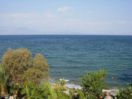 Petalidi, Greece: A view from the hotel