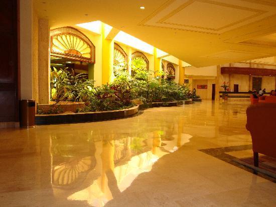 Crowne Plaza Maruma Hotel & Casino: Lobby