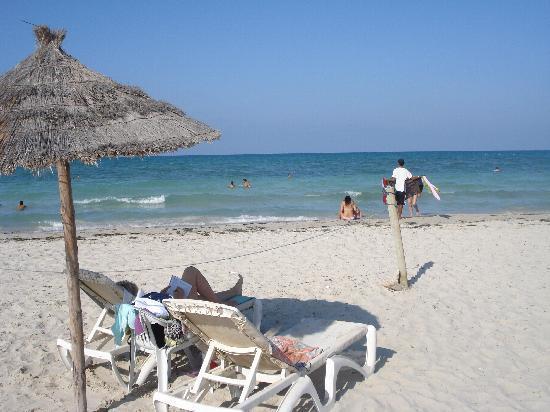 Diar Yassine: beach
