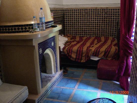 Riad Abbassia: The Turquoise Room