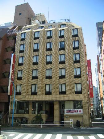 City Hotel Lonestar: fachada