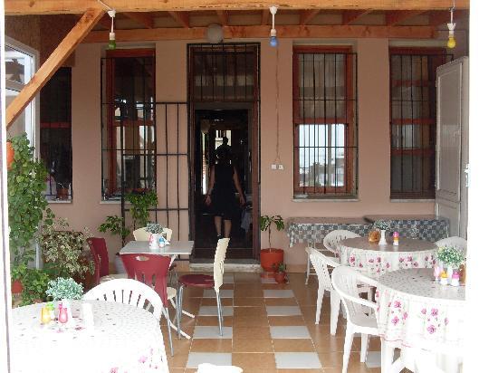 Mystic Hotel: terrace