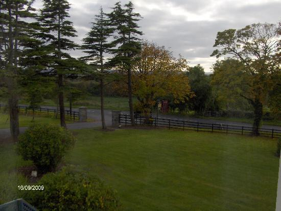Irvinestown, UK: Garden view