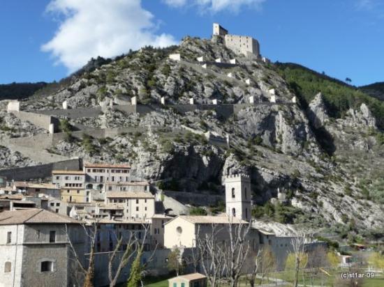 Entrevaux, France: Citadelle
