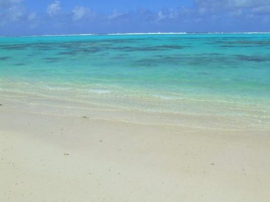 Rarotonga, Cook Islands: Lagoon