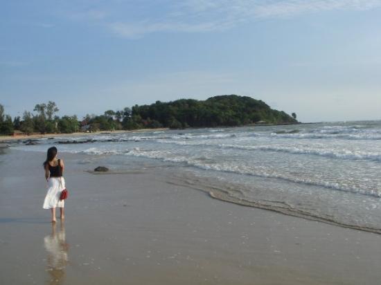 Ko Lanta, Thailand: Beach