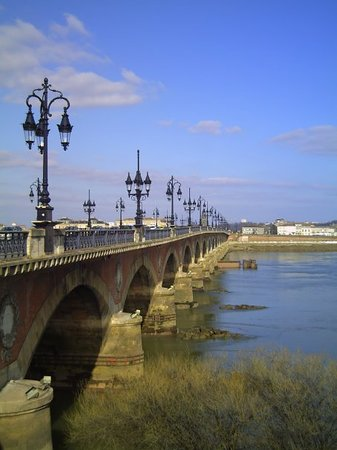 bordeaux photo de pont de pierre bordeaux tripadvisor. Black Bedroom Furniture Sets. Home Design Ideas