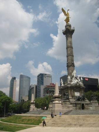 Mexiko-Stadt Foto