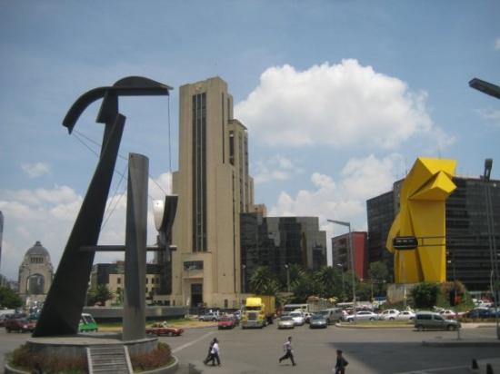 墨西哥城照片
