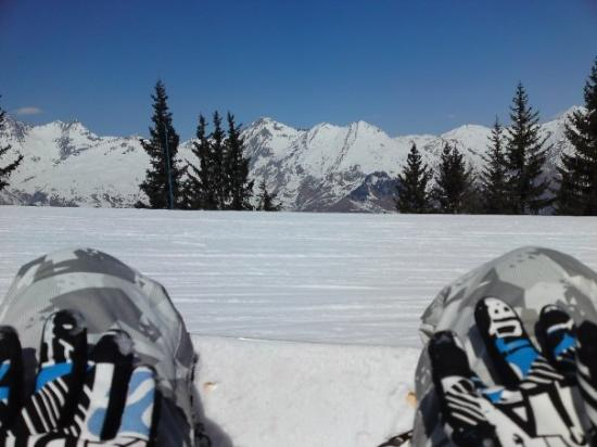 Bourg Saint Maurice, ฝรั่งเศส: Day Two