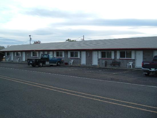 Condon Motel: More rooms across the street