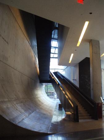 Contemporary Arts Center: Stairway