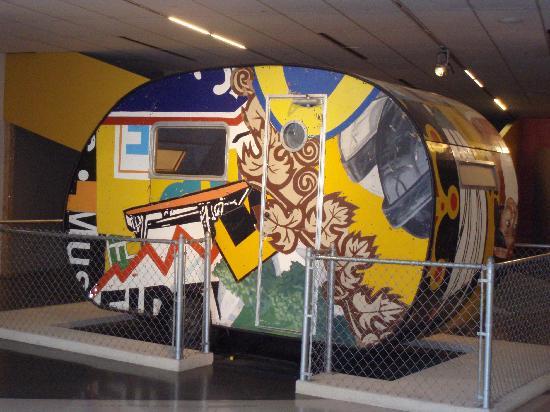 Contemporary Arts Center : Children's exhibit