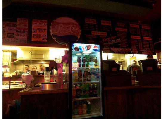 ซีราคิวส์, นิวยอร์ก: Inside Dinosaur BBQ