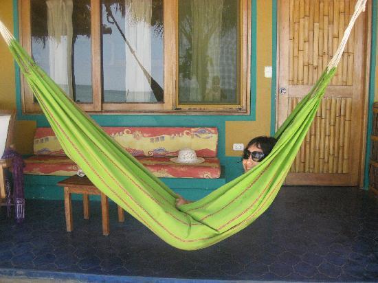 Hotel Casa de Playa: habitracion frente al mar! lindisimo