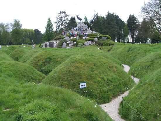 Avril Williams Guest House : Newfoundland memorial Park is nearby