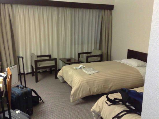 Dai-Ichi Inn Ikebukuro: Twin room