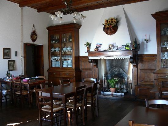 Stazzema, Italien: Sala interna