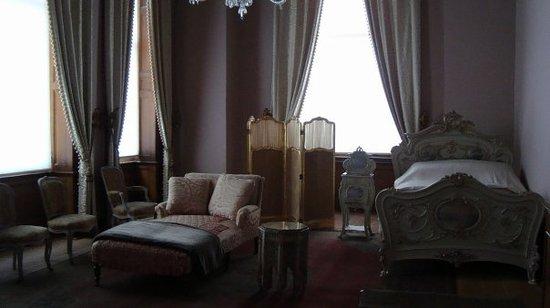 Beylerbeyi Palace: Habitación del Palacio Beylerbeyi (Estambul). Ya quiero una habitación así para mi!!!