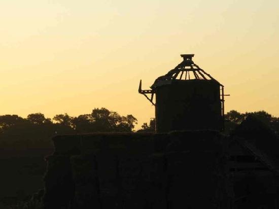 Cropvale Farm: on an early morning walk