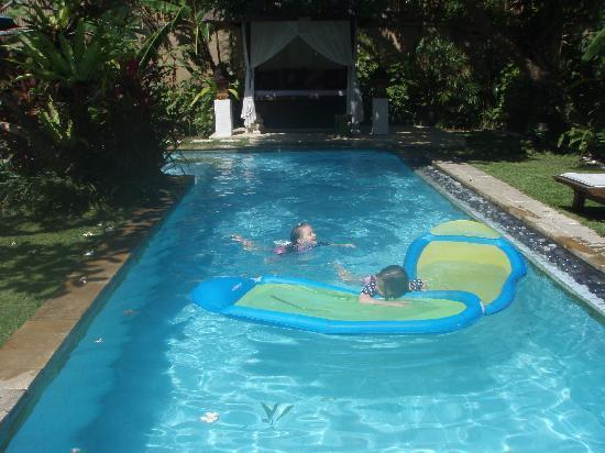 Villa Poppy: Very nice pool