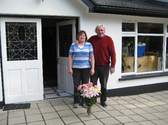 Arch House: Rosemary & Geoffrey