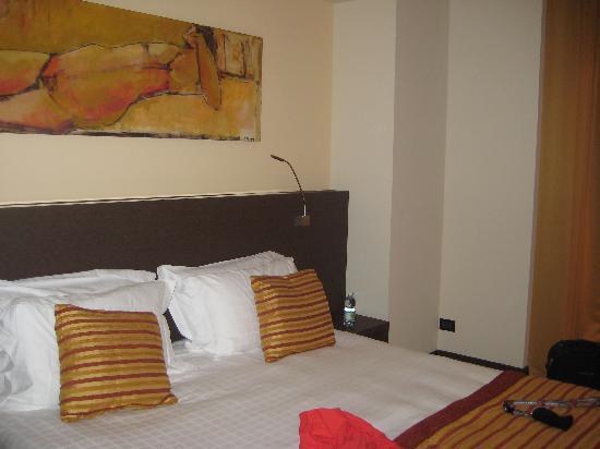 Hotel Diamante Alessandria: Camera