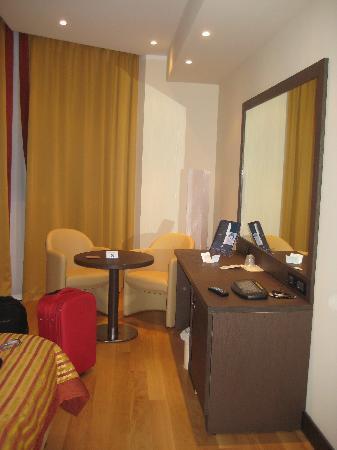 Hotel Diamante Alessandria : Camera