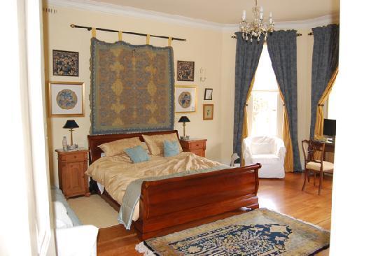Sefton Villas B & B: bedroom