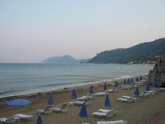 Angelica Hotel: Agios Gordios Beach